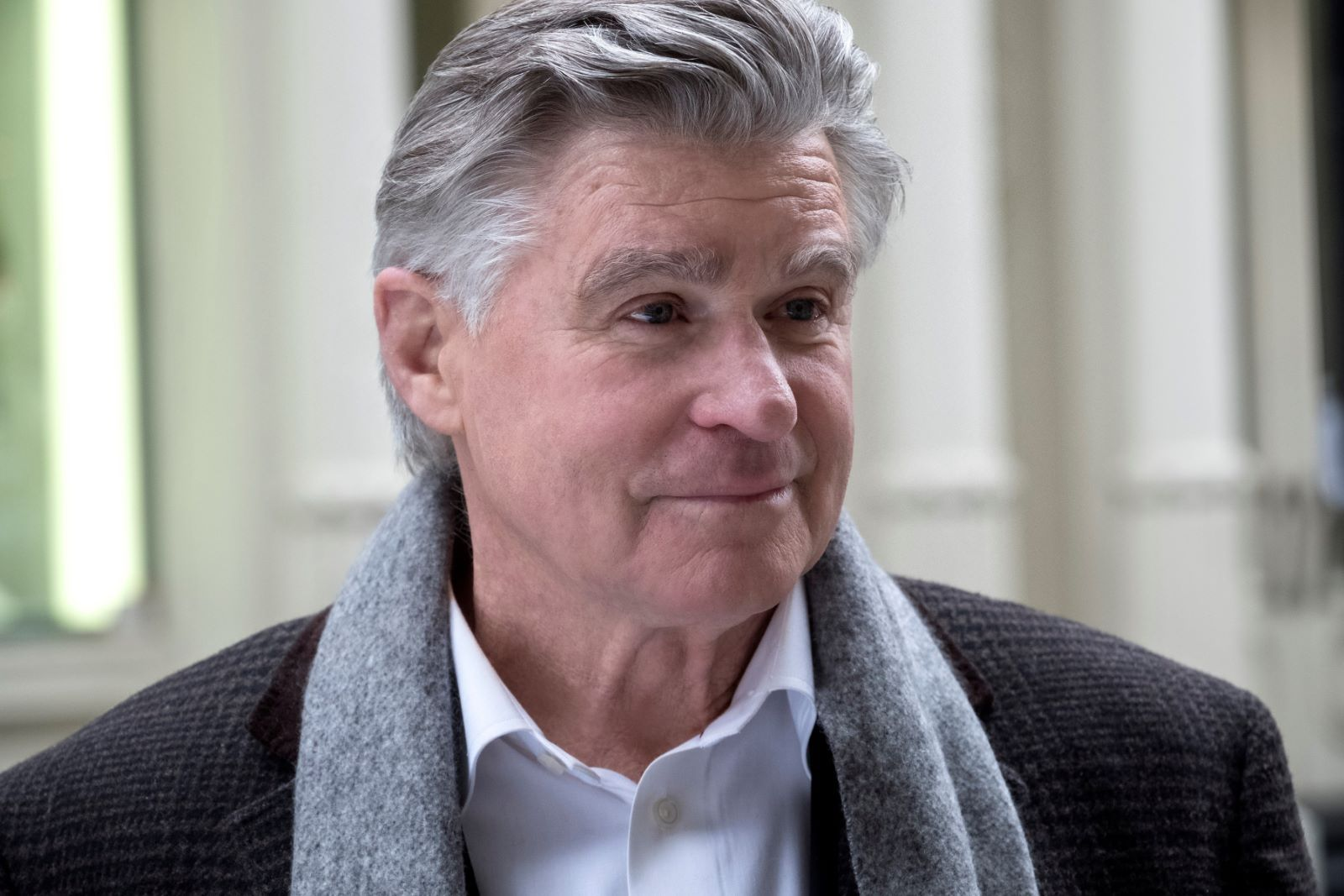 Second Act - Szenen - ov - 04 Anderson (Treat Williams) © 2017 STX Financing, LLC. All Rights Reserved.